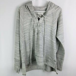 Lucky Brand Soft Heathered Hoodie